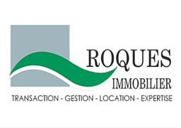LOGO ROQUES IMMO
